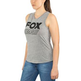 Fox Ascot Tanktop Women heather graphite
